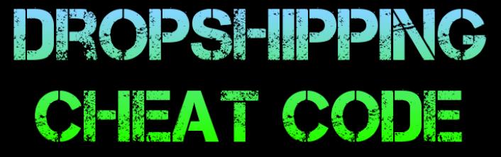 DropShipping代码破解! 发现DropShipping每月k的方法就在里面!(Dropshipping Cheat Code)