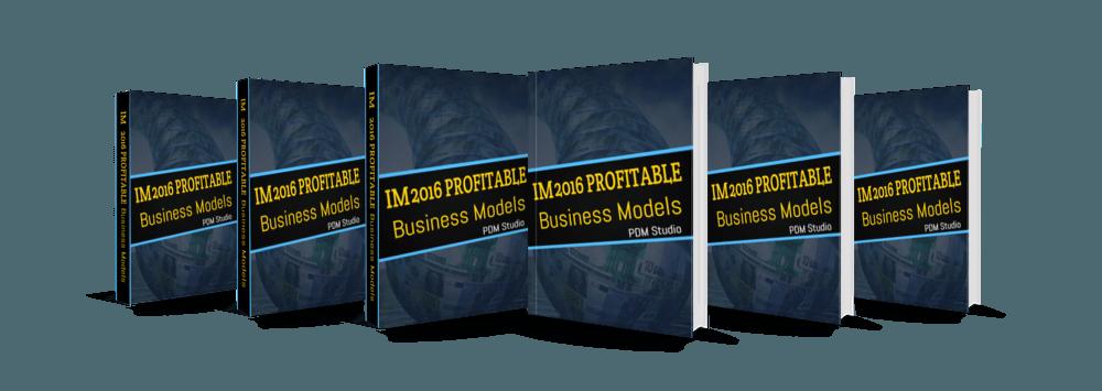 终于找出成功的互联网营销人员在网上赚钱的商业模式!(Im Profitable Business Models)