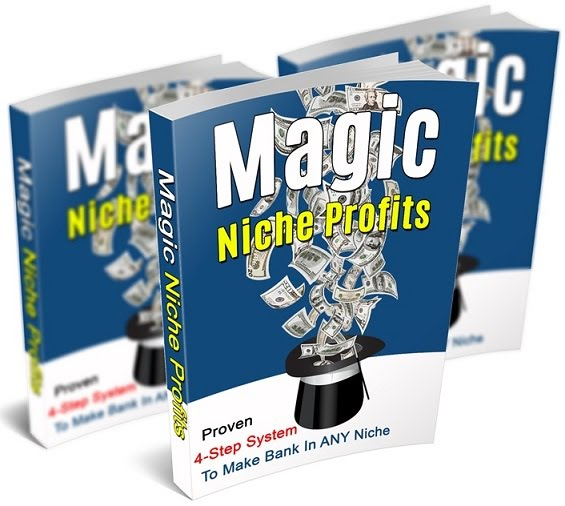 简易四步建立您的电商帝国 Just 4 Simple Steps Is All It Takes… To Start YOUR Online Empire.(Magic Niche Profits)