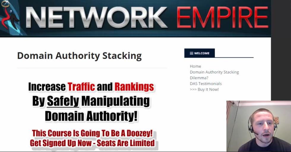 Domain Authority Stacking 是任何愿意花时间的人中最强大和最容易学习的赚钱技能之一
