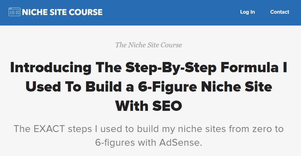 使用SEO构建一个6位数收入的利基站点的一步一步实战培训教程(Rankxl Niche Site Course)