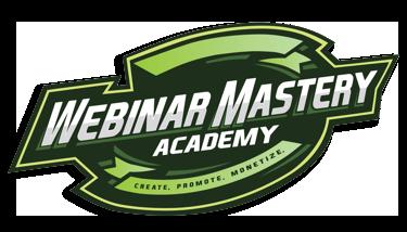 WMA logo 375x214 withshadow - 学习一步一步如何建立一个Webinar - 增加您的电子邮件订阅列表,并在不到60天内产生更多的销售!(Webinar Mastery Academy)