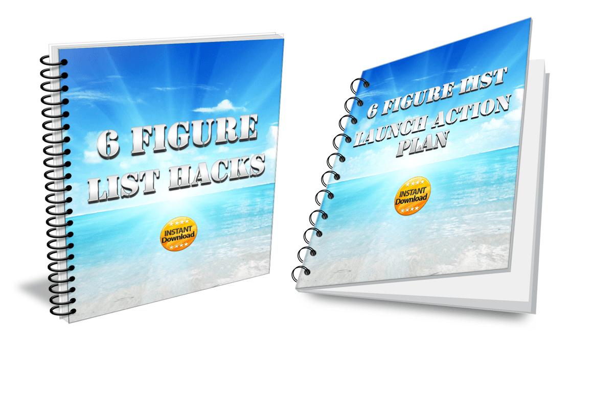 九位成功的建立邮件营销策略列表赚取六位数收入的大师的经验分享(6 Figure List Hacks)