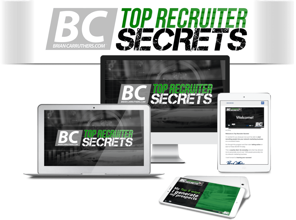 Discover the 13 Recruiting SECRETS Has Developed to PERSONALLY RECRUIT More Than 1,450 into His Network Marketing Business!(Top Recruiter Secrets)