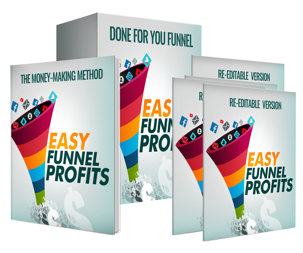 分享我的PayPal账户中最近两年的为什么每天收入$210.92美元的系统(Easy Funnel Profits)