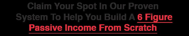 教您怎么从零开始建立六位数的自动收入系统 - 以最小的投资赚取巨大的利润!(Influencer Marketing Academy)