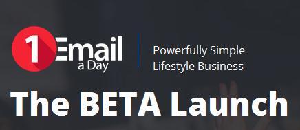 每天发送1封电子邮件每月自动赚钱的简单邮件营销策略(1 Email a Day Mastershop)