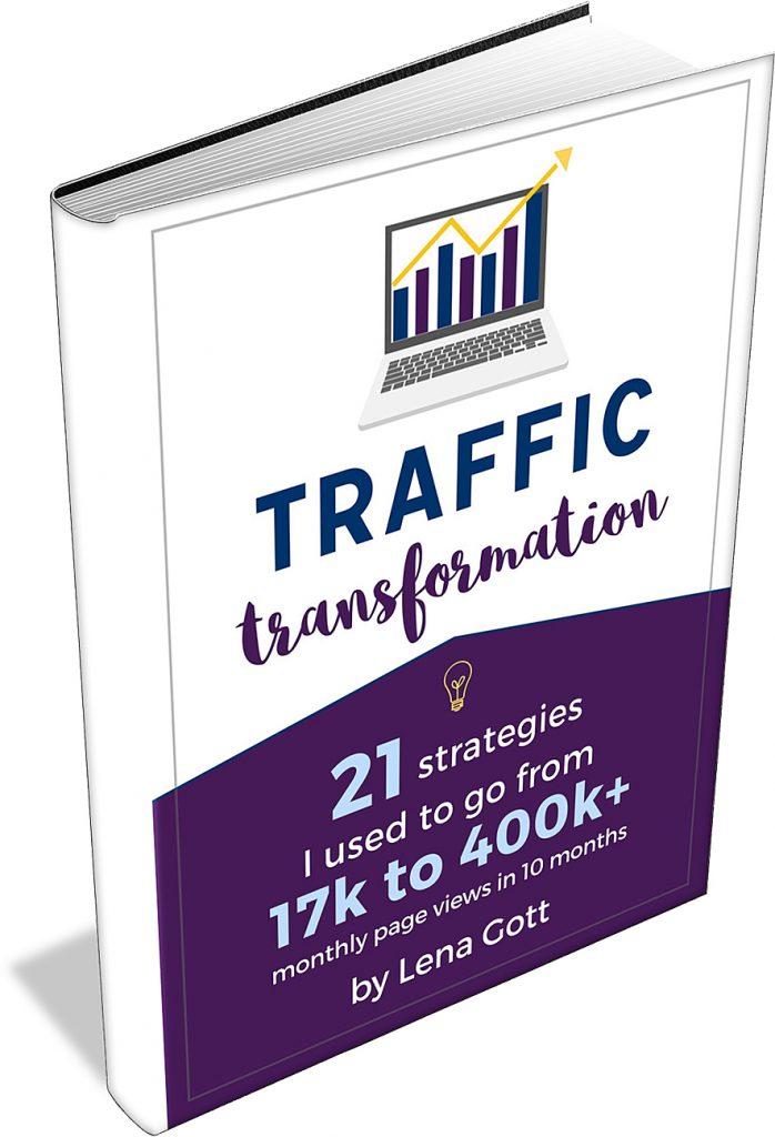 九个月让网站增加火爆流量的绝密方法(17K to 350K+ Monthly Page Views in 9 Months)