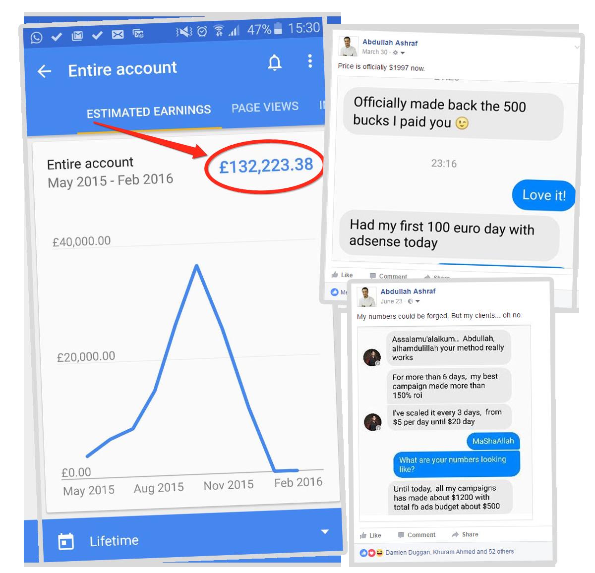 Google Adsense 一个简单的无限潜力的赚钱方式(Madsense Reborn)