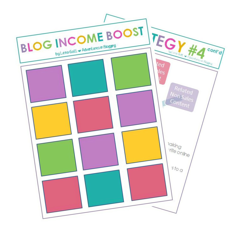 使用这7种策略可增加您的每月博客收入100%增长(Blog Income Boost)