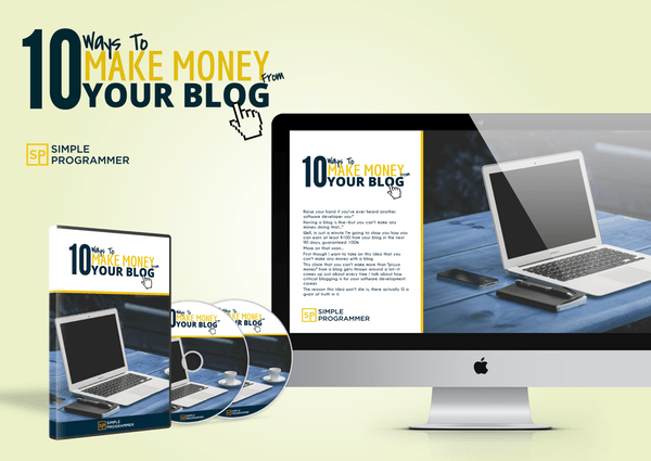 10 ways product image - Earn $100 with Your Blog in the Next 90 Days 博客营销(10 Ways to Make Money from Your Blog)