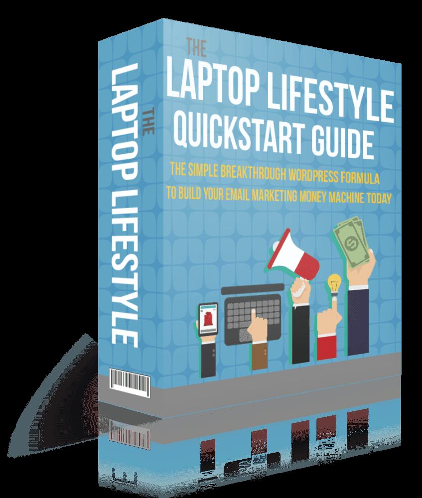 从10个简单易懂的视频学习中构建大规模的电子邮件营销列表获利(Laptop Lifestyle)