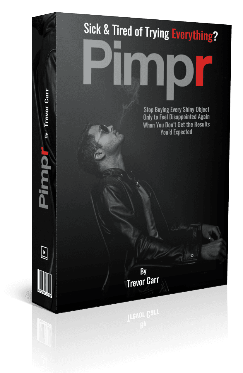 I Pimped This Nasty $5 Product into $8,694.99… And I'll Show You How to do the Same.(Pimpr)