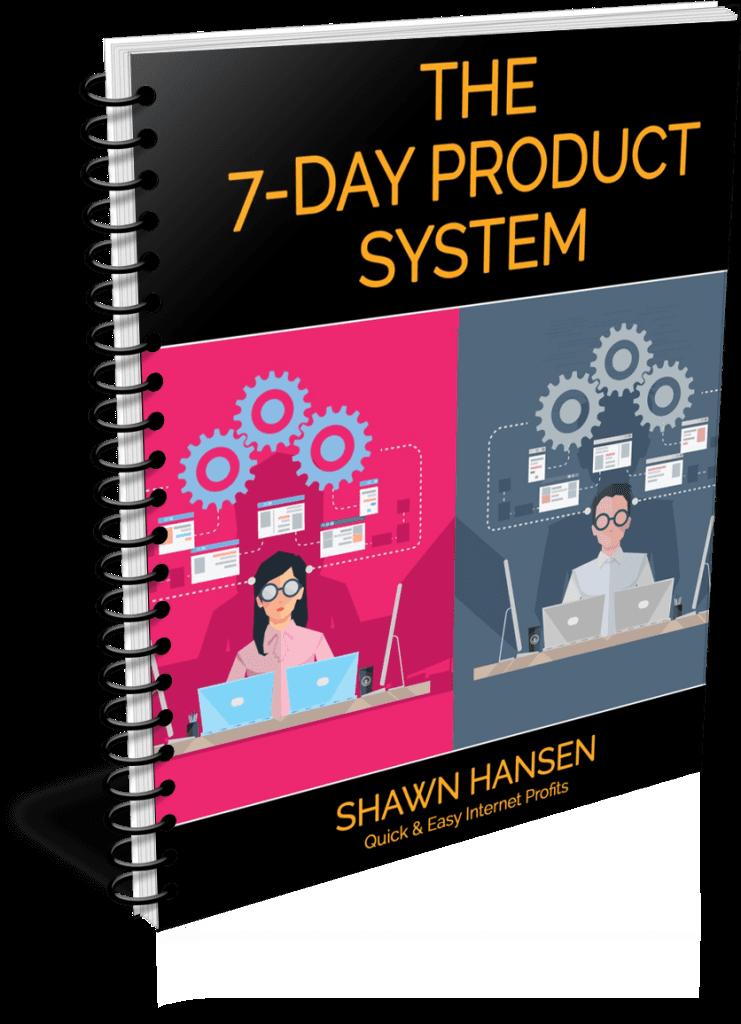 七天产品培训系统指导你从零开始到最后以一个完整的产品销售结束(The 7-Day Product System)