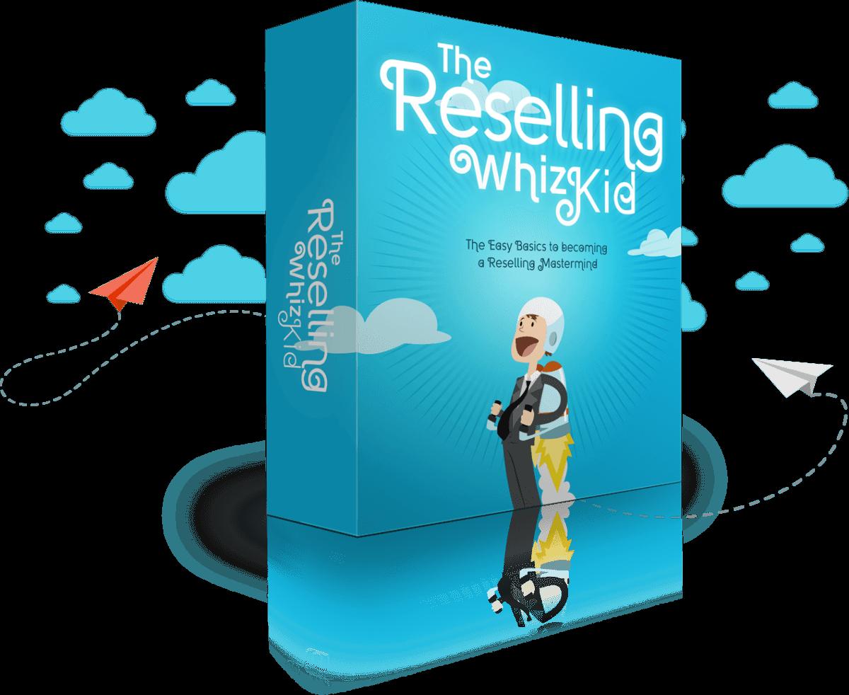 学习转卖倒卖的基本知识及进阶 Learn the Basics of Reselling and Master the Art(Reselling WhizKid)