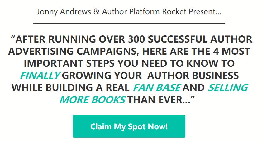 在多达300多个广告营销活动成功的作者案例里 - 这里有您需要知道的最重要的四步(Perfect Publishing System For Kindle)