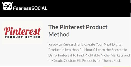 学习秘密的使用Pinterest找到有利可图的利基市场(The Pinterest Product Method)