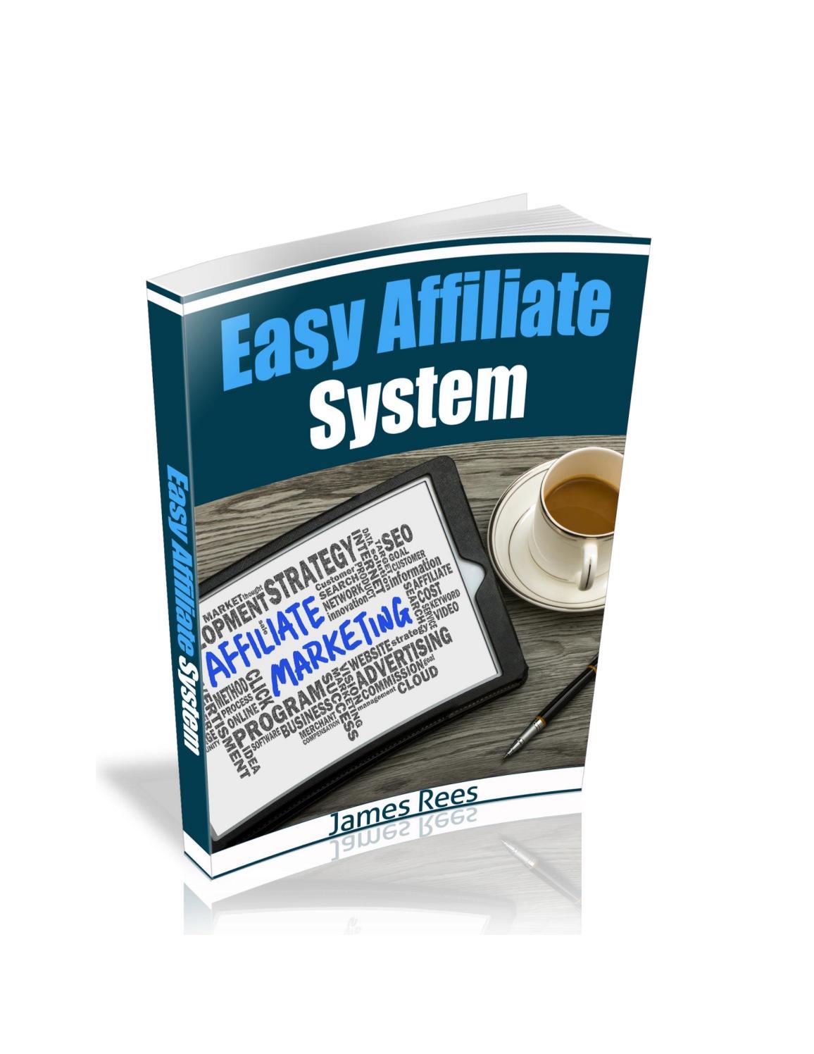 发现如何在48小时以内利用其他人工作而简单的赚取联署营销佣金(Easy Affiliate System)