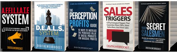 知道在您的网上业务中隐藏着未知的财富吗? 开始在24小时内使用这些策略,并打开您的互联网业务中未开发的利润流。 (Digital Profits Pack)