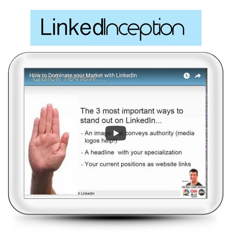 LinkedIn营销推广培训视频教程(LinkedInception)