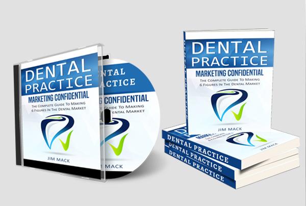 如何让10个牙医每个月给你$1500美元,完整的一步一步的让他们心甘情愿很乐意这样做!(Dental Marketing Confidential)
