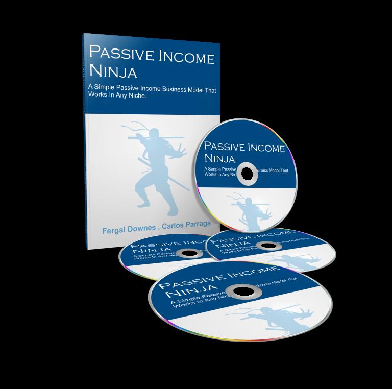 三个简单的步骤建立一个被动的收入永动机(Passive Income Ninja)