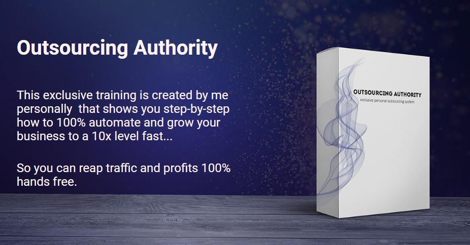 学习我们是如何全自动化我们的Instagram的流量和整个业务的增长策略的(Outsourcing Authority)