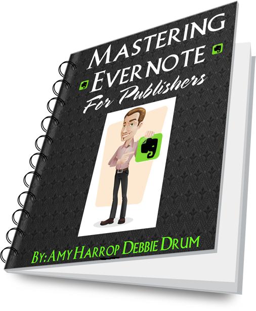 教你如何使用Evernote获得更多想法,完成更多项目,保持更有组织性,彻底掌控创作过程的完整指南。(Mastering Evernote For Publishers)