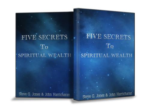 学习如何发现你的精神财富,帮助你以你从未想过的方式建立财富!(Five Steps To Spiritual Wealth )