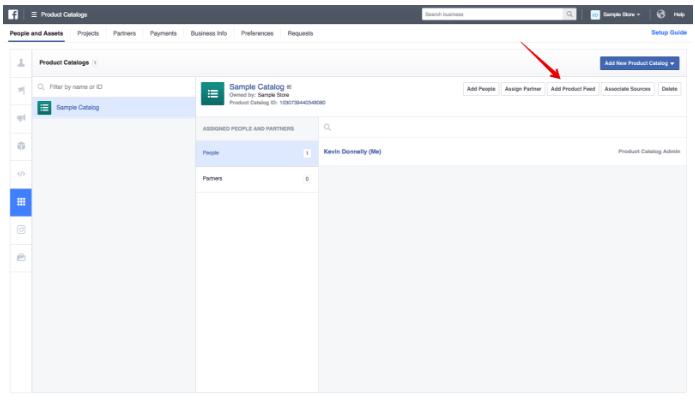 教您如何在Facebook上推广Shopify店铺 -  Facebook动态广告-自动再定位