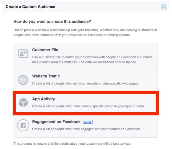 教您如何在Facebook上推广Shopify店铺 - 重定向和自定义受众