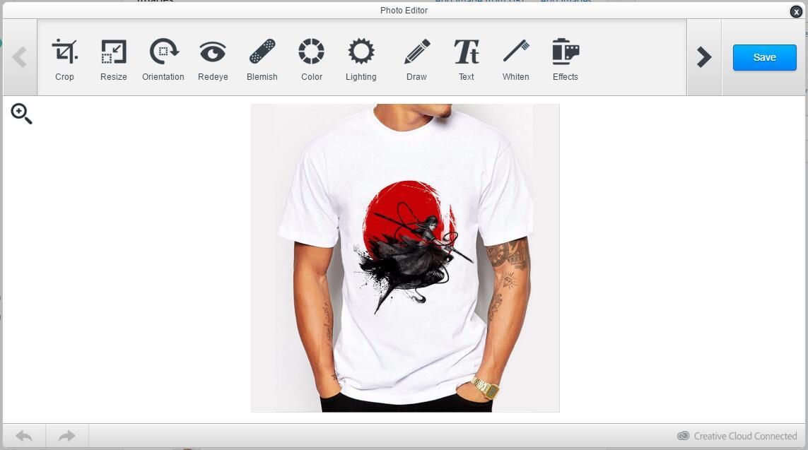 Shopify平台注册开店零基础入门教程 – Shopify产品图片上传 – Product Image