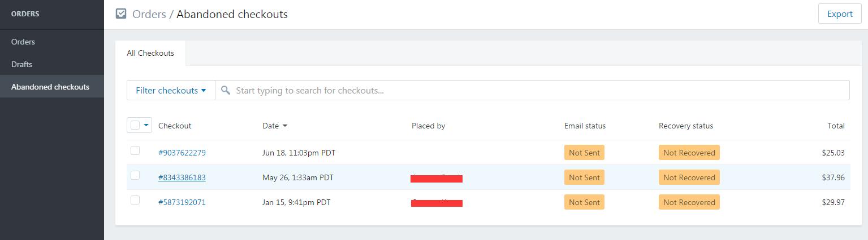 Shopify平台注册开店零基础入门教程 - Shopify后台功能一览