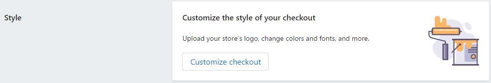 Shopify平台注册开店零基础入门教程 - Shopify店铺基本设置 Checkout设置
