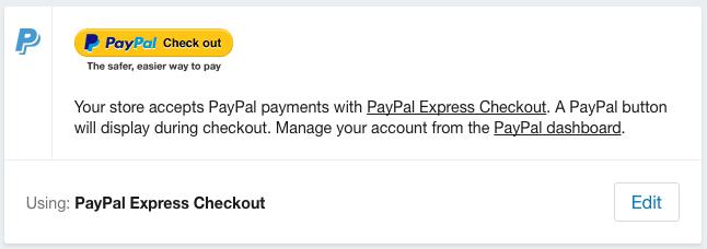 Shopify平台注册开店零基础入门教程 - Shopify店铺基本设置 Paypal收款设置