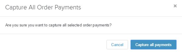 Shopify开店建站营销推广卖家平台后台中文指南 – Capturing payment/捕获付款