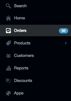 Shopify开店建站营销推广卖家平台后台中文指南 – Export/Print/Notes/Tags/Sort/Filter/Contact Customer  订单的导出/打印/备注/标签/排序和过虑/联系顾客