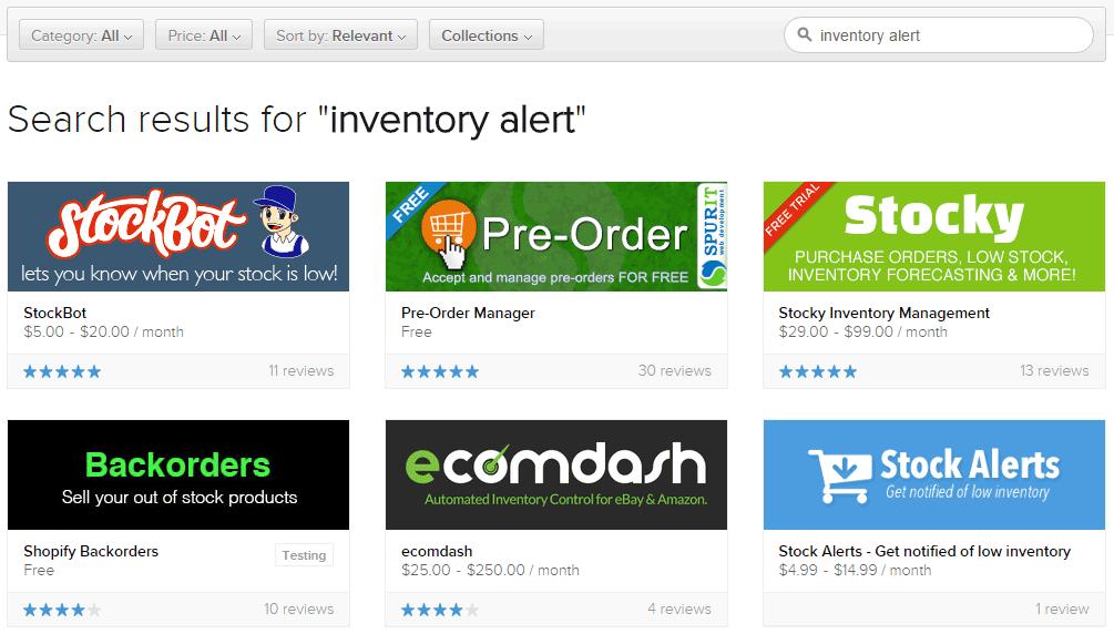 shopify开店建站营销推广卖家平台后台中文指南 – inventory库 4 - Shopify开店建站营销推广卖家平台后台中文指南 – Inventory/库存管理