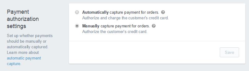 Shopify开店建站营销推广卖家平台后台中文指南 – Payments / Shopify的收款设置