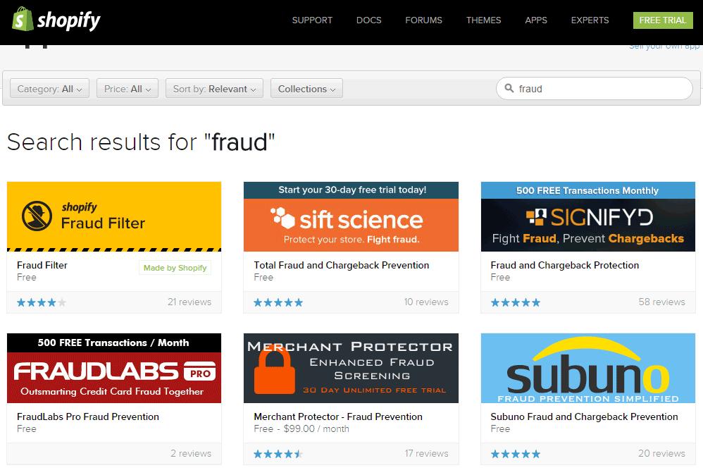 Shopify开店建站营销推广卖家平台后台中文指南 – Risk Analysis/风险分析