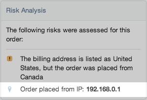 shopify开店建站营销推广卖家平台后台中文指南 – risk analysis 9 - Shopify开店建站营销推广卖家平台后台中文指南 – Risk Analysis/风险分析