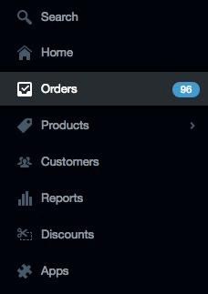 Shopify开店建站营销推广卖家平台后台中文指南 – View order history/查看订单历史