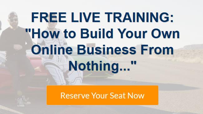 你只需要做3件事就能做到6位数甚至7位数的利基市场(Internet Jetset Live Training)