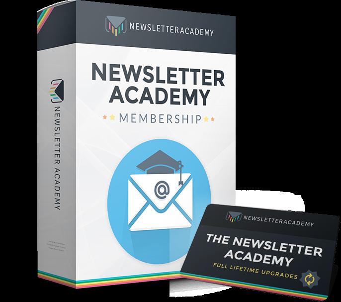 完美的EDM邮件营销的三步系统:将目标流量导流、转化成电子邮件订阅者、向这些订阅者发送有价值的内容和报价(The Newsletter Academy)
