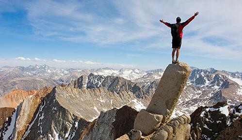 成功必备:学会设定目标,积极思考,在评估中获得成功,从错误中学习,从训练中获得最大的收获(Personal Improvement Strategies )