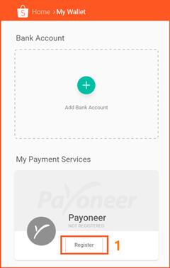 虾皮购物(Shopee电商平台)从商家帐号注册入驻卖家平台到运营教程 – 店铺管理与设置 My Wallet(我的钱包)