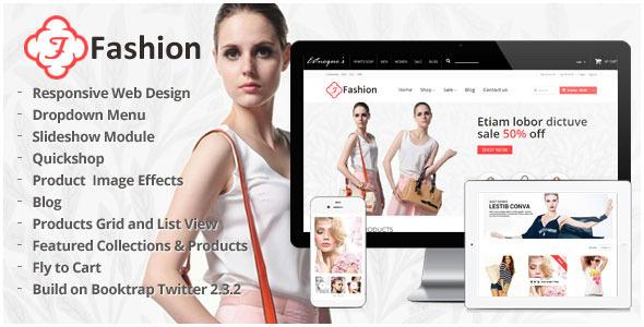 Shopify主题模板 - 免费、收费、破解付费模版36套Shopify主题打包下载(Shopify Themes)