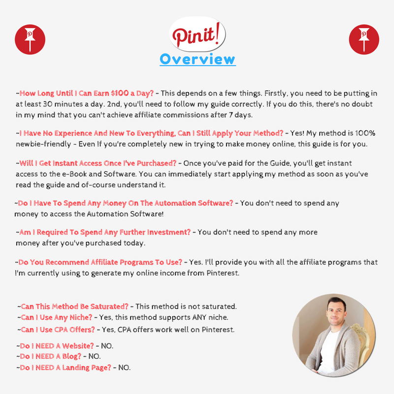 Pinterest指南 - Struggling To Make Money Online? - Need More Traffic?(The Newbie Four-Step Guide)