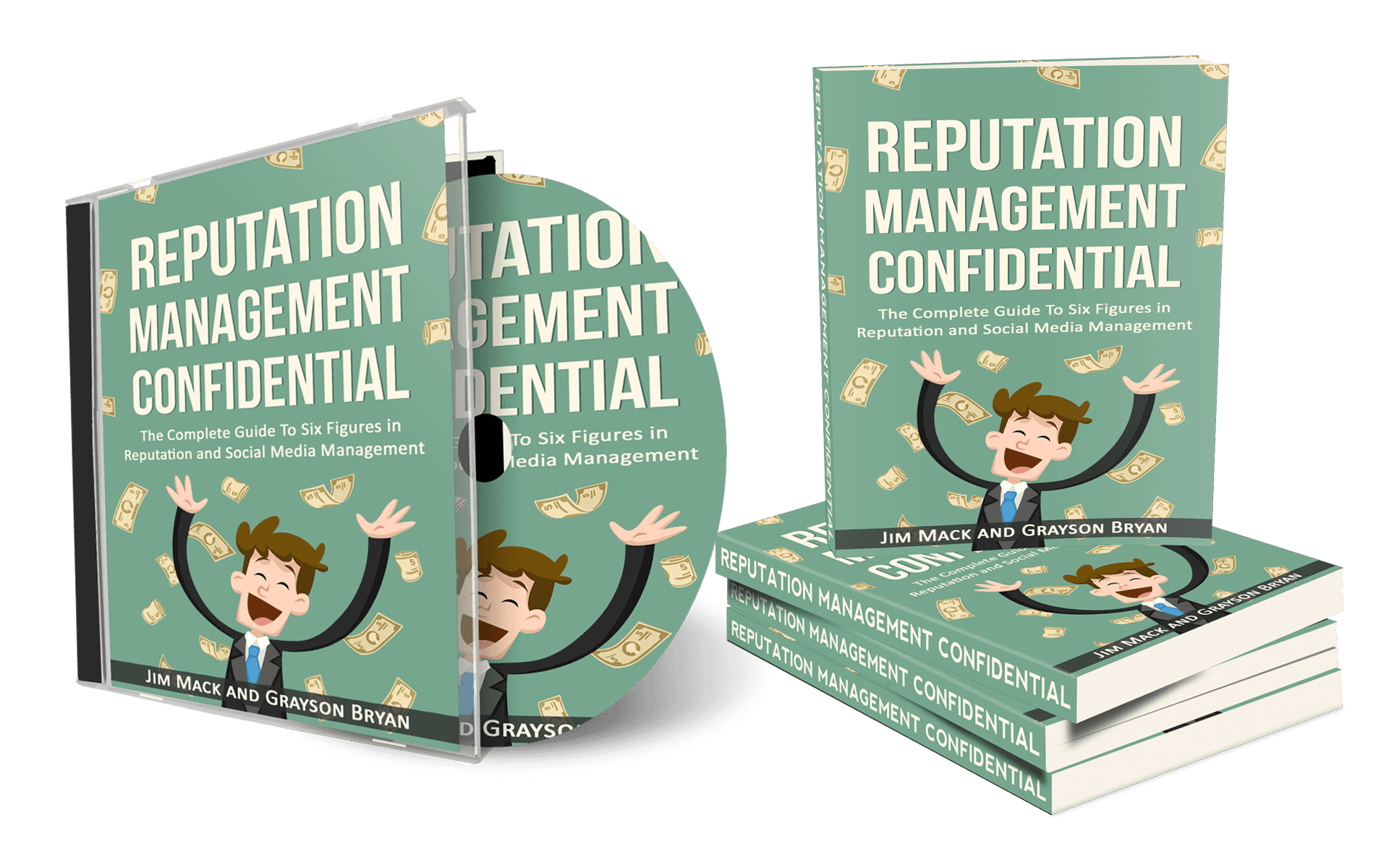 The complete guide to six figures in reputation and social media management.(Reputation Management Confidential)