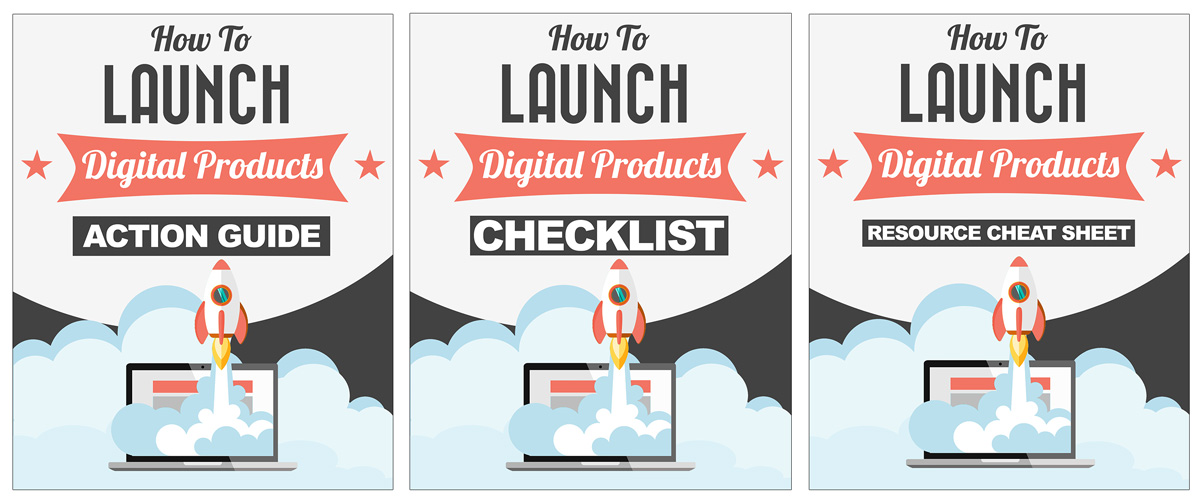 学习如何创建你的第一个数字产品并且开始完全自动的销售(Launch Your Digital Products)